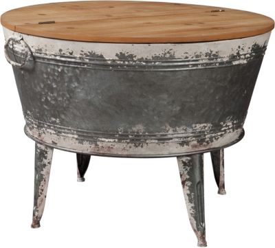 Ashley Shellmond Storage Accent Table