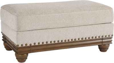 Ashley Harleson Ottoman