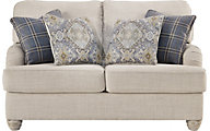 Ashley Traemore Loveseat