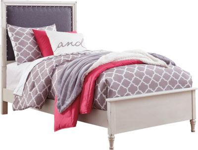 Ashley Faelene Twin Bed