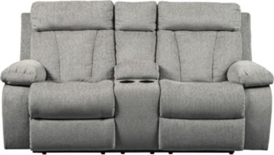 Ashley Mitchiner Reclining Console Loveseat