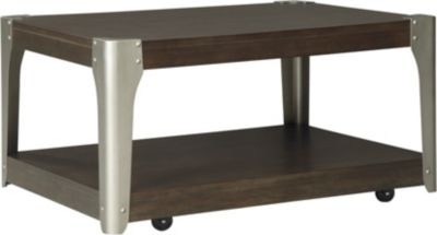 Ashley Geriville Coffee Table
