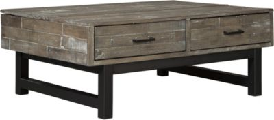 Ashley Mondor Lift-Top Coffee Table