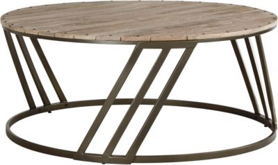 Ashley Fathenzen Round Coffee Table