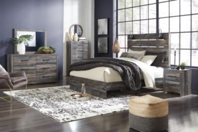 Ashley Drystan King Bedroom Set