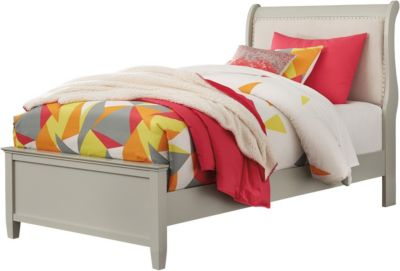Ashley Jorstad Twin Bed