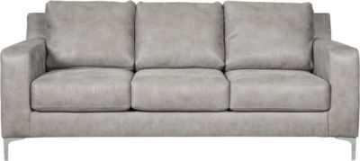 Ashley Ryler Collection Steel Sofa