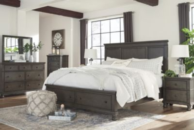 Ashley Devensted 4-Piece King Bedroom Set