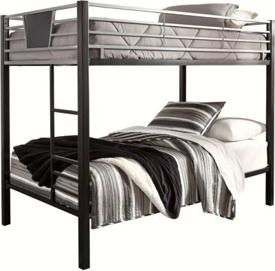 Ashley Dinsmore Twin/Twin Bunk Bed with Ladder