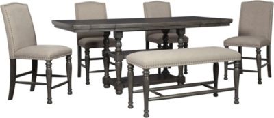 Ashley Audberry 6-Piece Dining Set