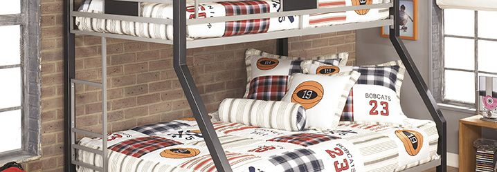 Ashley Legacy Classic Simmons Bunk Beds Loft Beds Homemakers
