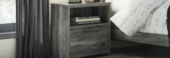 nightstands, bedside tables and side tables