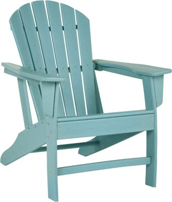 Ashley Sundown Treasure Turquoise Adirondack Chair