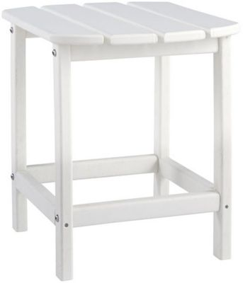 Ashley Sundown Treasure White End Table