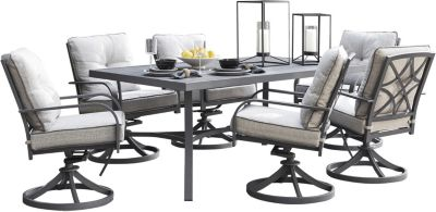 Ashley Donnalee 7-Piece Outdoor Dining Set