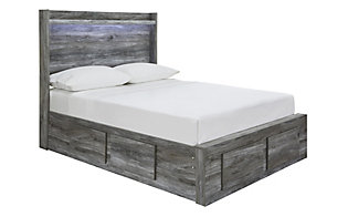 Ashley Baystorm King Storage Bed