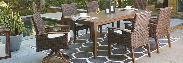 Patio Dining Sets Outdoor Table Chairs Homemakers