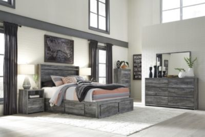 Ashley Baystorm 4-Piece King Bedroom Set