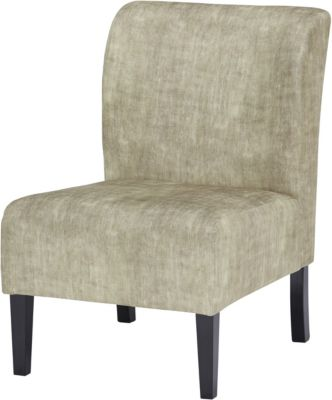Ashley Triptis Kiwi Armless Accent Chair