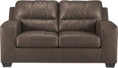 Ashley Narzole Coffee Loveseat