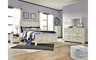 Ashley Bellaby King Bedroom Set