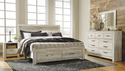 Ashley Bellaby 4-Piece King Bedroom Set