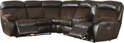 Ashley Berneen 2-Piece Reclining Sectional & Ashley Berneen 2-Piece Reclining Sectional | Homemakers Furniture islam-shia.org