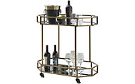 Ashley Daymont Bar Cart