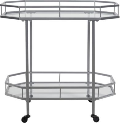 Ashley Kadinburg Bar Cart