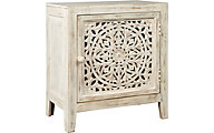 Ashley Fossil Ridge Accent Cabinet