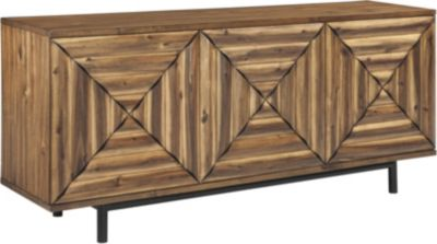 Ashley Fair Ridge Accent Cabinet