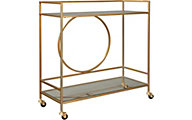 Ashley Jackford Bar Cart