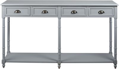 Ashley Eirdale Gray Console Table
