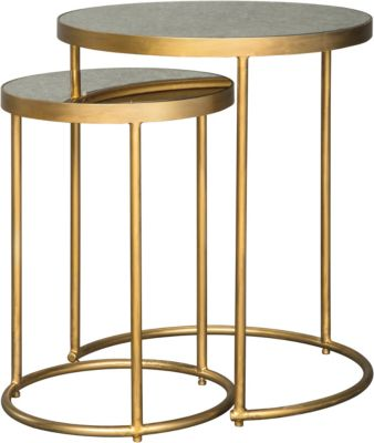Ashley SET OF 2 NESTING TABLES