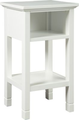 Ashley White Marnville Accent Table