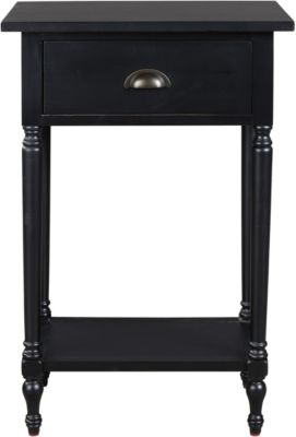 Ashley Black Juinville Accent Table