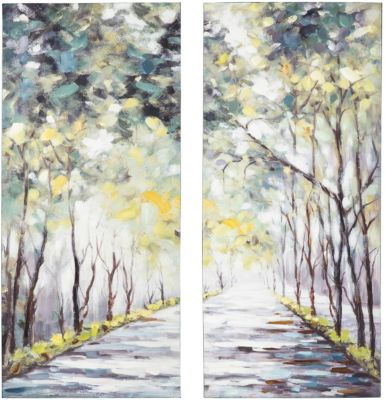 Ashley Donagh Wall Art, Set of 2