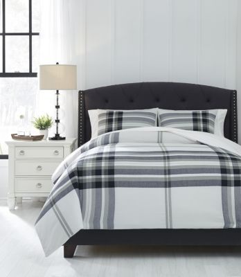 Ashley Stayner 3-Piece Queen Comforter Set