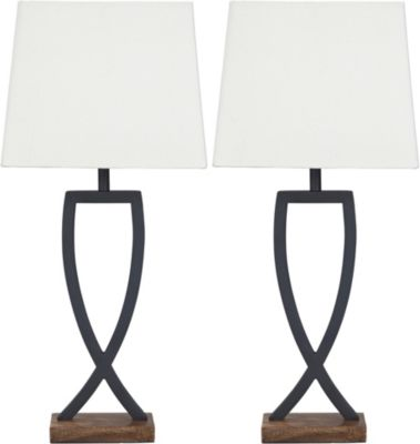 Ashley Makara Table Lamps (Set of 2)