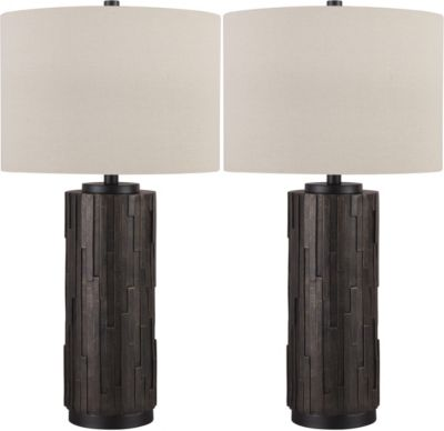 Ashley Makya Table Lamp, Set of 2