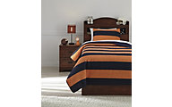 Ashley Nixon 2-Piece Twin Coverlet Set