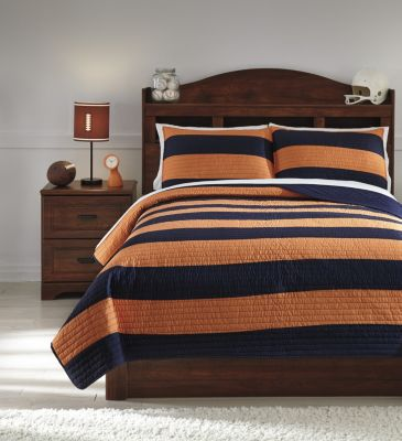 Ashley Nixon 3-Piece Full Coverlet Set