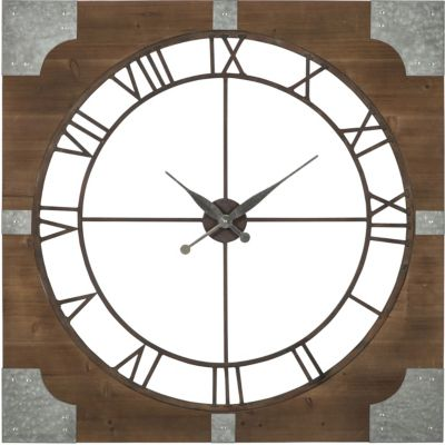 Ashley Palila Wall Clock