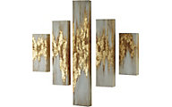 Ashley Devlan Wall Art, Set Of 5