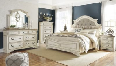 Ashley Realyn Queen Bedroom Set