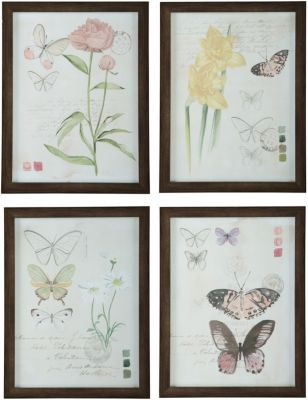 Ashley Carlisia Wall Art, Set of 4