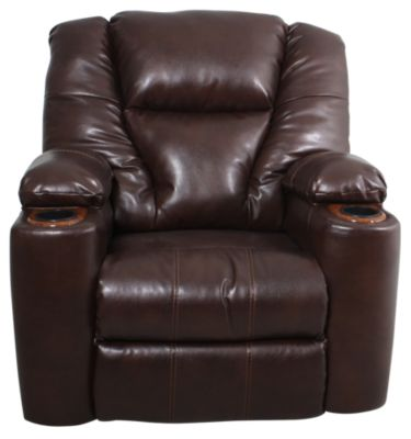 Ashley Paramount Home Theater Power Recliner  sc 1 st  Homemakers Furniture & Ashley Paramount Home Theater Power Recliner | Homemakers Furniture islam-shia.org