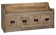 Ashley Garrettville Storage Bench