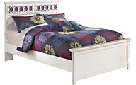 Ashley Zayley Twin Bed