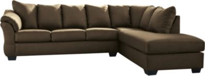 Ashley Darcy Collection Cafe 2-Piece Sectional